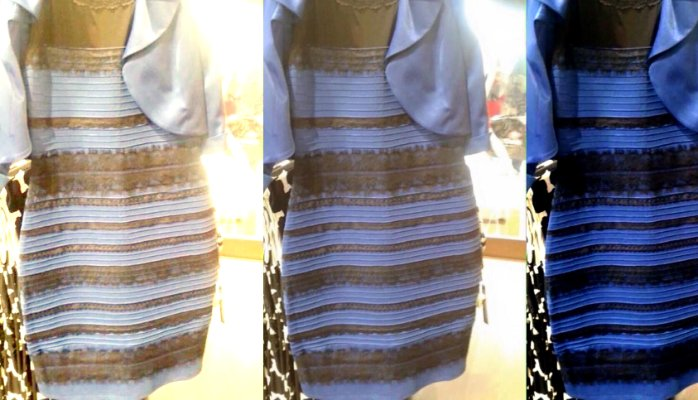 The dress viral